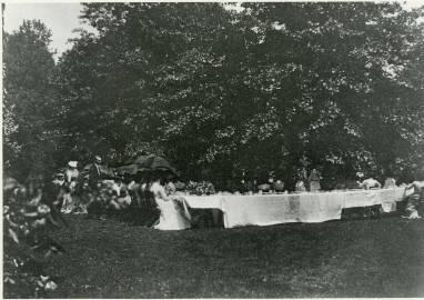 Formal picnic