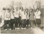 Track team, 1914