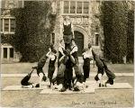 Gymnastics team, 1926